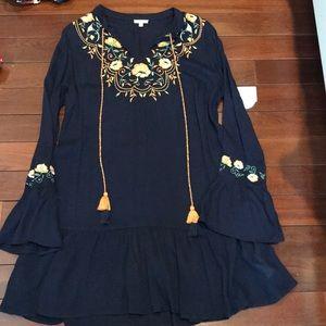 Long Sleeve Swift Dress